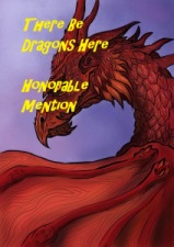 'Here Be Dragons' contest award