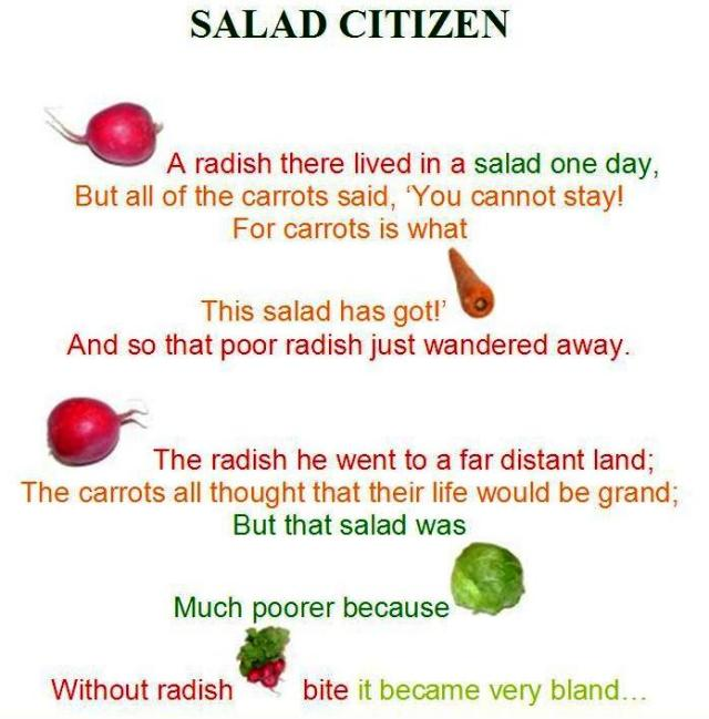 Salad Citizen